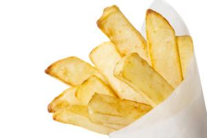 Fried Ugali
