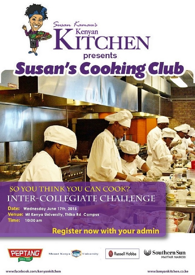 Susan Kamau S Kitchen Recipes